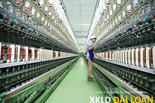 [XKLD Đài Loan] Tuyển gấp đơn làm nhà máy sản xuất vải tuyển qua mạng
