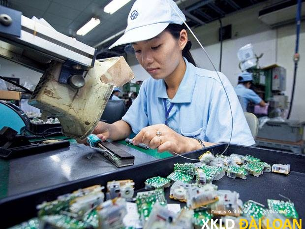 Đơn hàng xuất khẩu lao động Đài Loan Đài Bắc Đài Trung Đài Nam 24