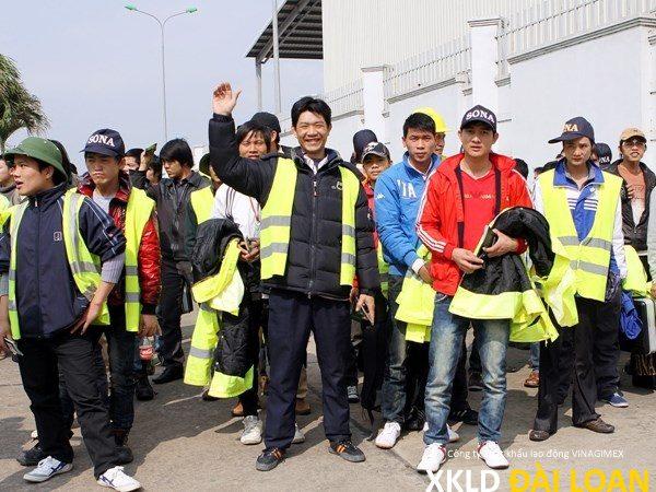 Tin tuyển dụng xuất khẩu lao động Đài Loan