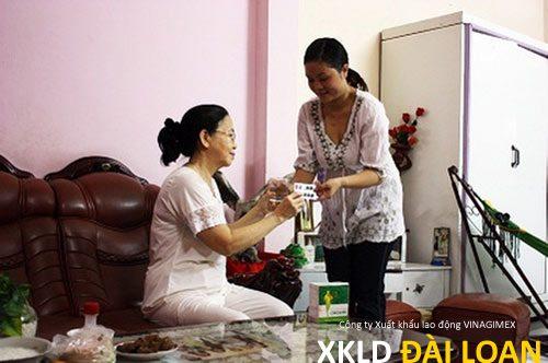 Gấp – Nhiều đơn nữ giúp việc sát tết, ra tết bay Đài Bắc Đài Trung Đài Nam