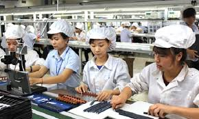 Đơn hàng nữ tuyển lao động về đi lại sản xuất cáp điện | Xuất khẩu lao động Đài Loan 7
