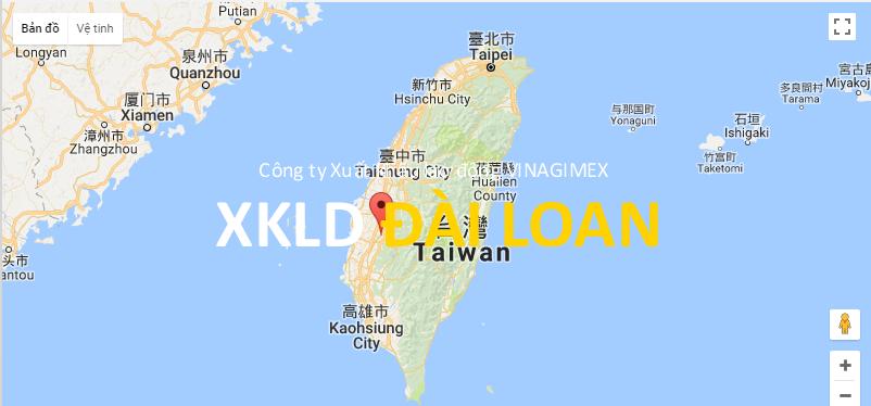 ĐIỀU KIỆN XUẤT KHẨU LAO ĐÔNG ĐÀI LOAN | Phí thủ tục điều kiện đi Đài Loan 8
