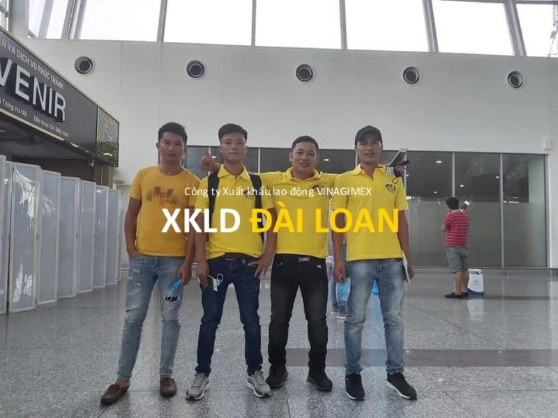 CONG TY XUAT KHAU LAO DONG VINAMEX | Tin mới nhất cho lao động ĐI XKLĐ ĐÀI LOAN