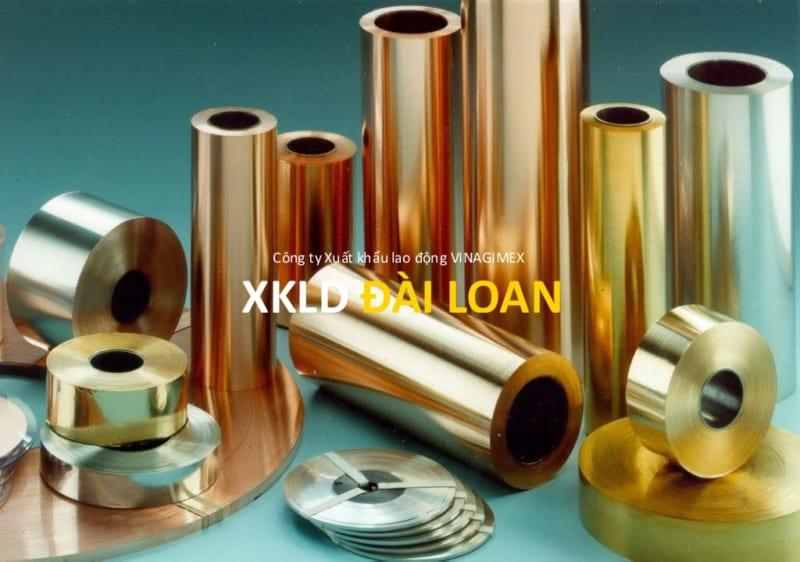 Tuyển 01 nam Làm Đài Trung sản xuất sản phẩm linh kiện kim loại 6