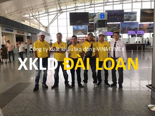 XKLD Đài Loan 8 Đơn hàng tuyển gấp ngày 07 16