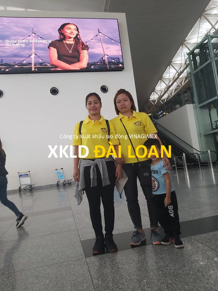 Tuyển 01 nữ đi mới làm Tân Bắc Đài Loan