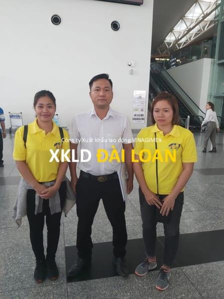 Lao động xuất cảnh đi XKLD Đài Loan tháng 3/2020